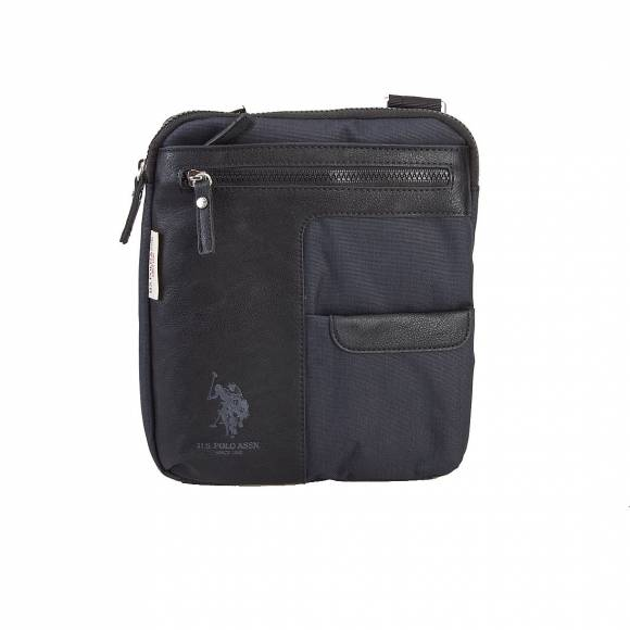 US POLO ASSN BAG025-02 BAG PU BLK