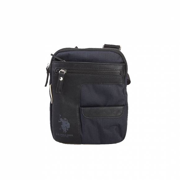 US POLO ASSN BAG025-01 BAG PU BLK