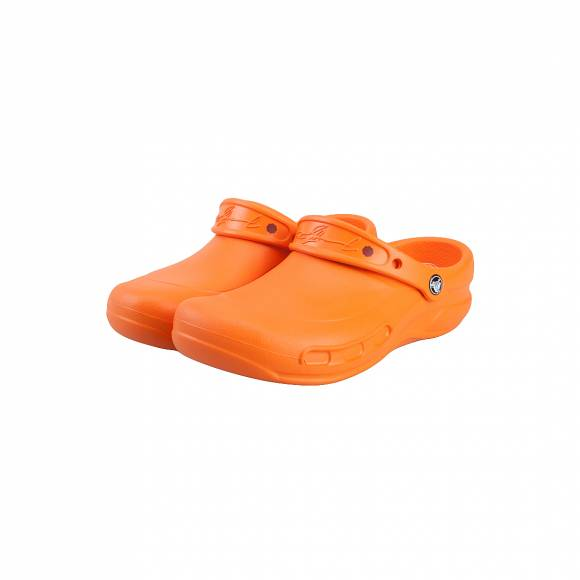 CROCS BISTRO BATALI EDITION ORANGE ROOMY FIT 10100-810