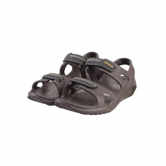 CROCS SWIFTWATER RIVER SANDAL M ESPRESSO FIT 203965-23K