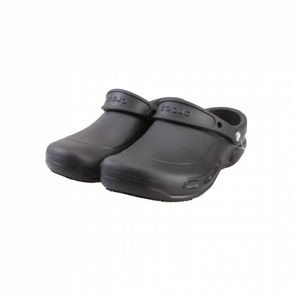 CROCS BISTRO BLACK ROOMY FIT 10075-001