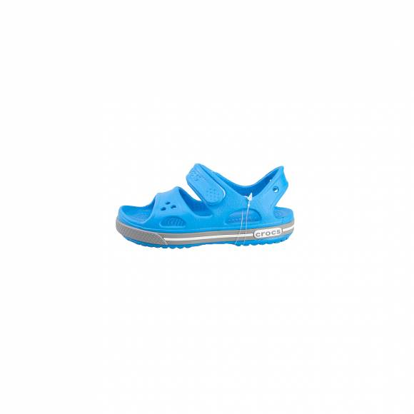 CROCS CROCBAND II SANDAL PS OCEAN/SMOKE RELAXED FIT 14854-4FM