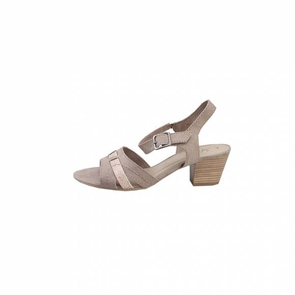 JANA SHOES COMFORT 100% 28361-28 TAUPE