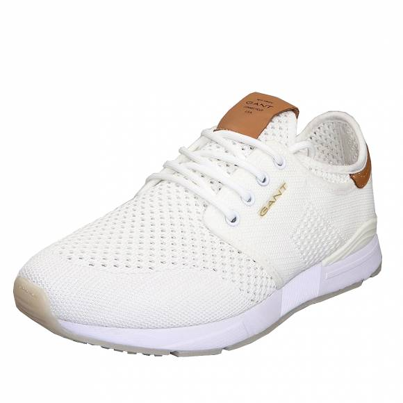 Ανδρικά Sneakers Gant Brentoon 20638475 G29 White