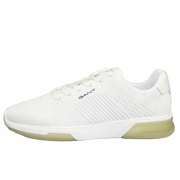 Ανδρικά Sneakers Gant Hightown 20639528 Knit recy ocean pet G281 surf white
