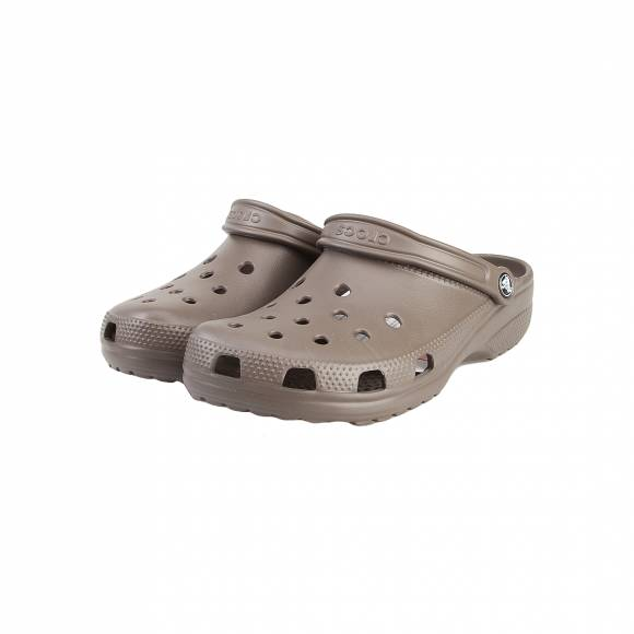 CROCS CLASSIC CHOCOLATE ROOMY FIT 10001-200