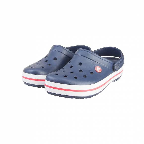 CROCS CROCBAND CLOG K CERULEAN BLUE RELAXED FIT 204537-405