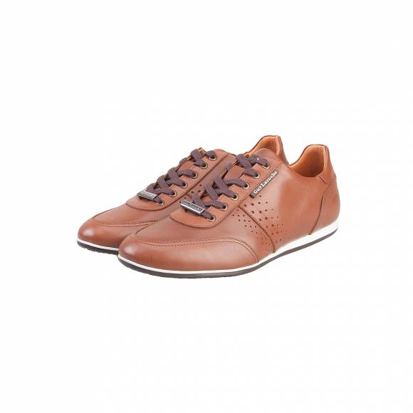 GUY LAROCHE 7961 TAN LEATHER