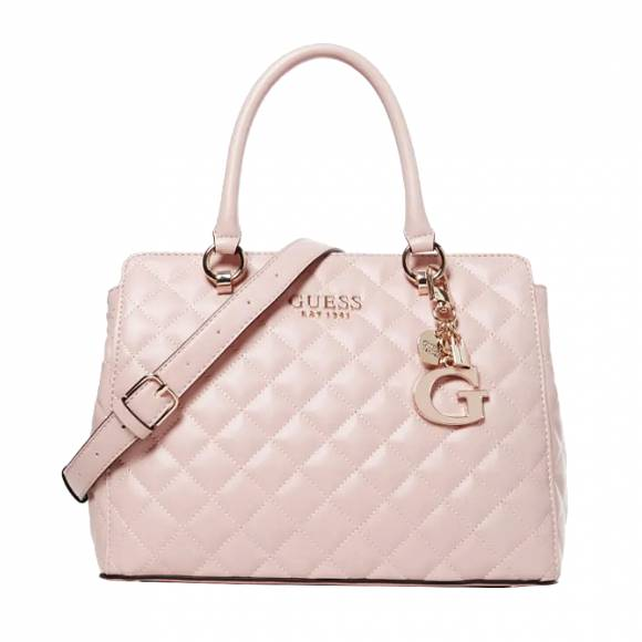 Γυναικείες Τσάντες Guess Melise Girlfriend Carryall HWVR7667230 Pink