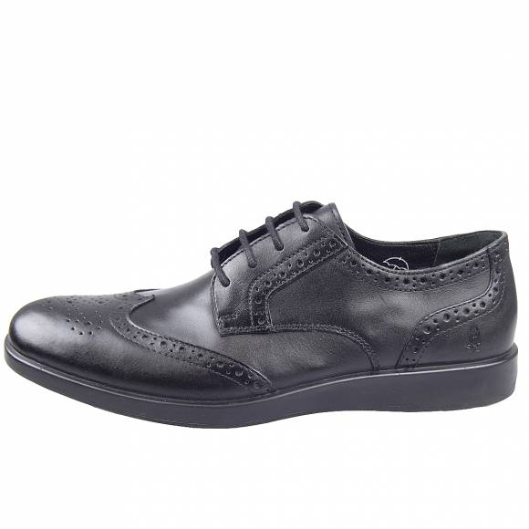 Ανδρικά Oxford Huss Puppies Virtus Wt Hm02162 001 Black