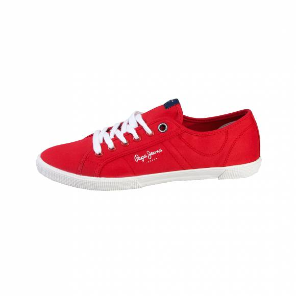 PEPE JEANS ABERMAN PMS30352M040 220 FACTORY RED