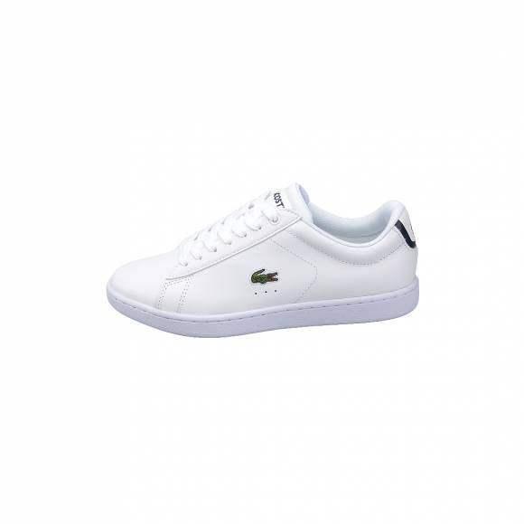 LACOSTE CARNABY EVO BL 1 SPW WHT LEATHER/SYNTHETIC 7-32SPW0132001