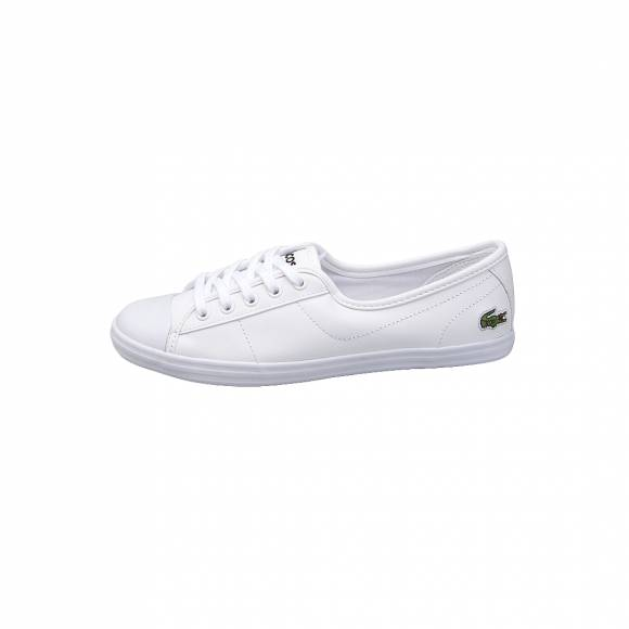LACOSTE ZIANE BL 1 SPW WHT LEATHER 7-32SPW0140001