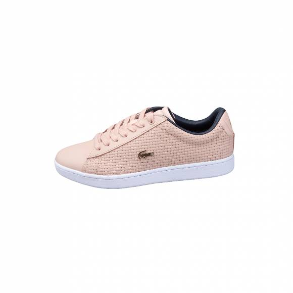 LACOSTE CARNABY EVO 118 5 SPW NAT/NVY LEATHER 7-35SPW0012NN2