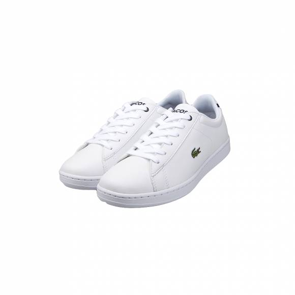 LACOSTE CARNABY BL1 SP J WHT/NVY SYN 7-33SPJ1003042