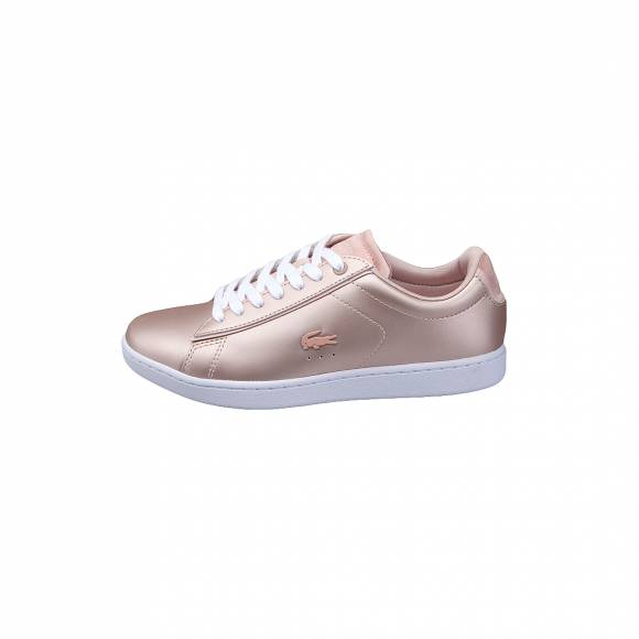 LACOSTE CARNABY EVO 118 7 SPW NAT/WHT LEATHER 7-35SPW00147F8