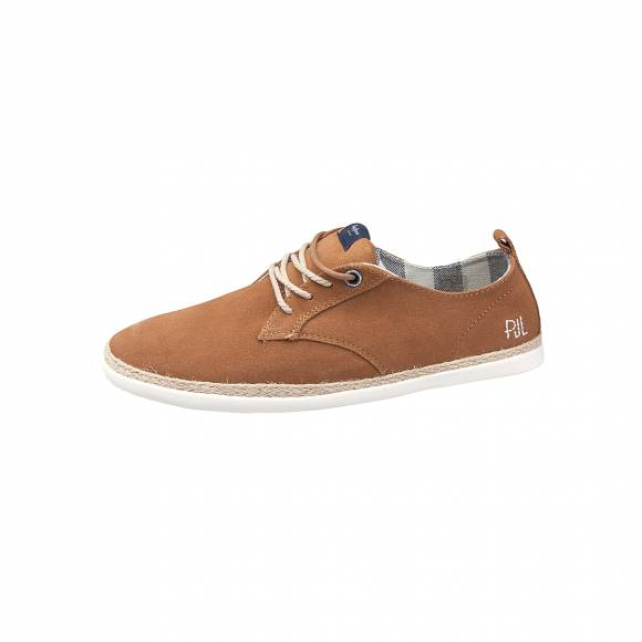 PEPE JEANS PMS10225 859 MAUI LACES SUEDE TABACCO