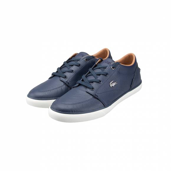 bade94e14 ... LACOSTE BAYLISS 118 1 CAM NVY OFF WHT LEATHER SYNTHETIC 7-35CAM0006B98