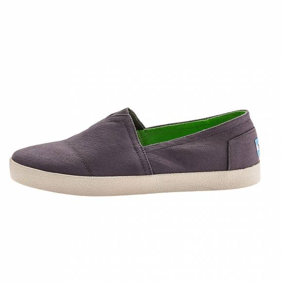 TOMS 10004780 AVALON SNEAKERS ASH CANVAS