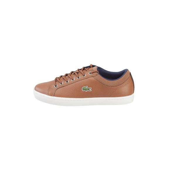 LACOSTE STRAIGHTSET SP 317 1 CAM BRW LEATHER/SYNTHETIC 7-34CAM0063078
