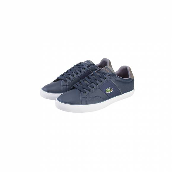 LACOSTE FAIRLEAD 317 2 CAM NVY LTH/CNV 7-34CAM0025003