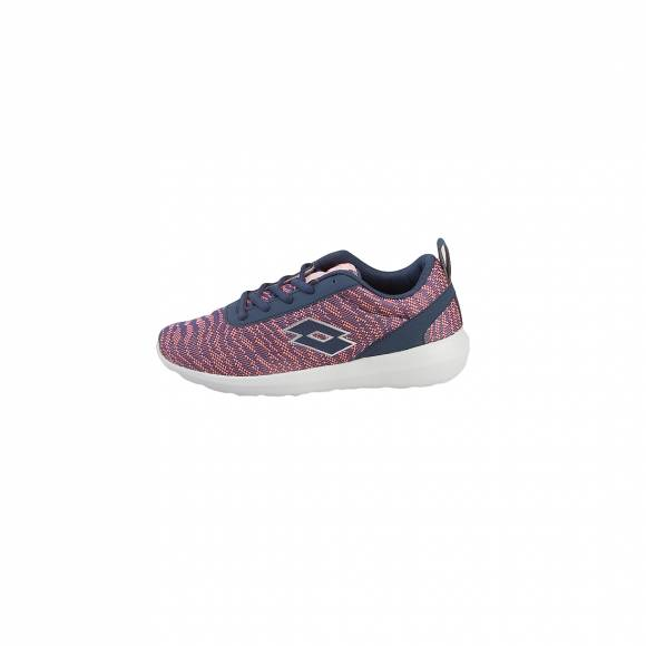 LOTTO T0055 SUPERLIGHT LITE II KNIT W BLU AVI/ROS NEO
