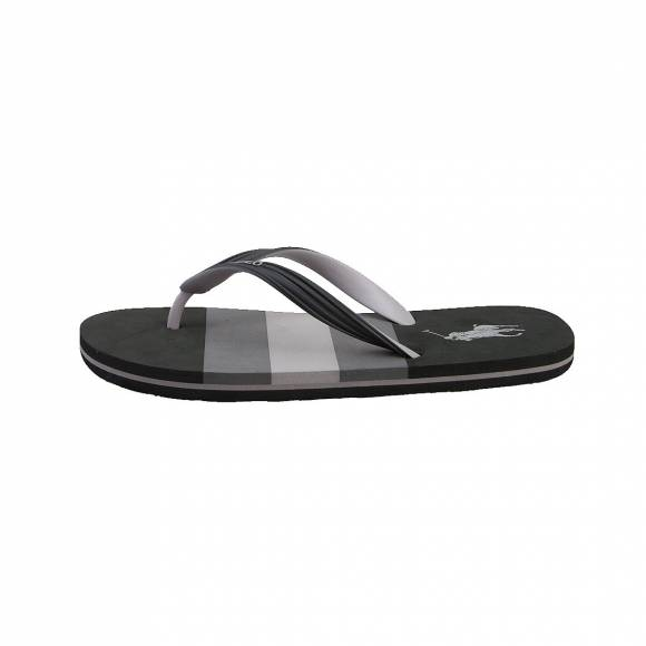 POLO RALPH LAUREN WHITLEBURYLL SANDALS CASUAL BLACK MULTI 3A89 XZA5I XYA5I PXW9W6 XW9W6