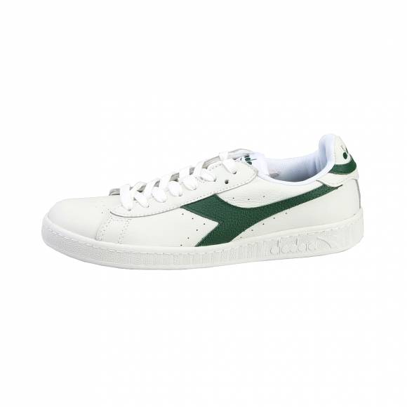 DIADORA T1 T2 GAME L LOW WAXED C6646 WHITE/GREE 50116082100