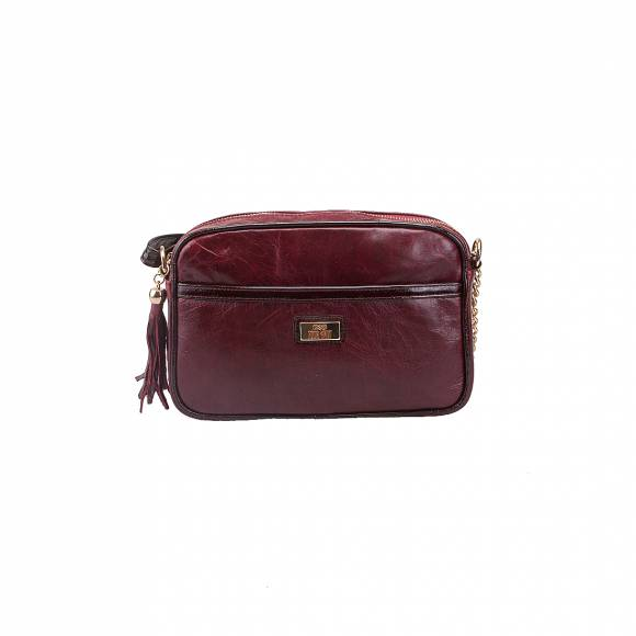 FOUR KNOT 0063 BORDEAUX LEATHER