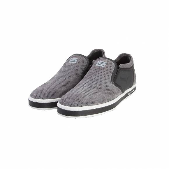 GUY LAROCHE 7679 LGREY LEATHER