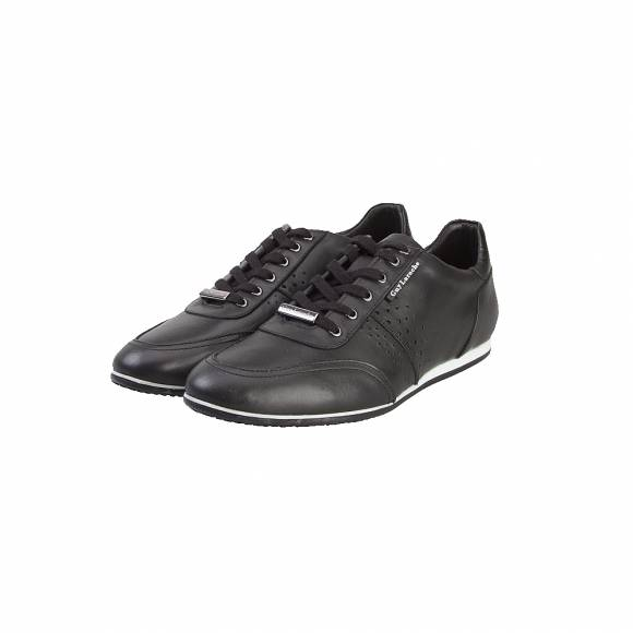 GUY LAROCHE 7961 BLACK LEATHER