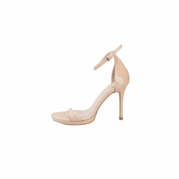 NELLY SHOES 099 38 F1 NUDE L