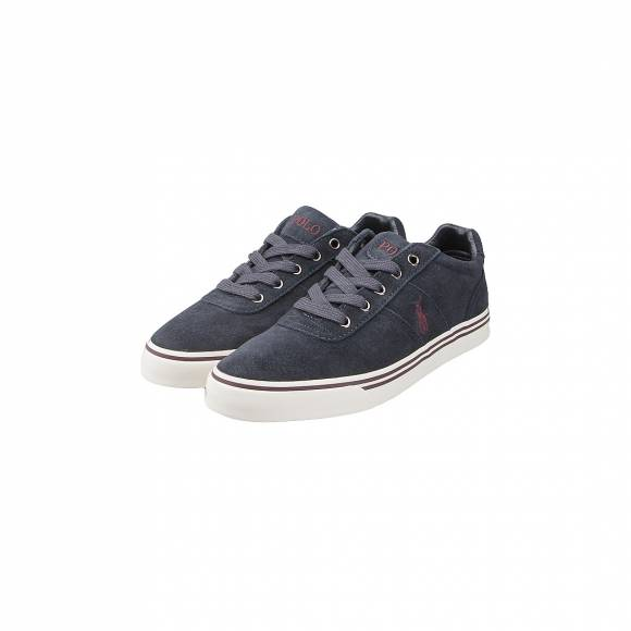 POLO RALPH LAUREN HANFORD-SNEAKERS-VULC DARK NAVY 816665561002