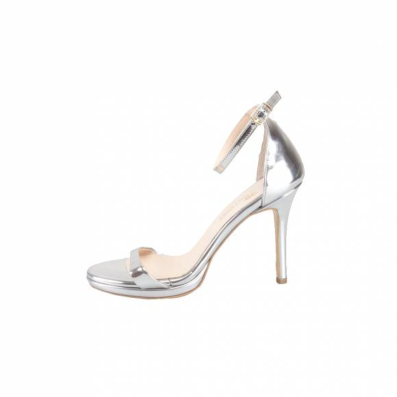 NELLY SHOES 099 38 F1 SILVER