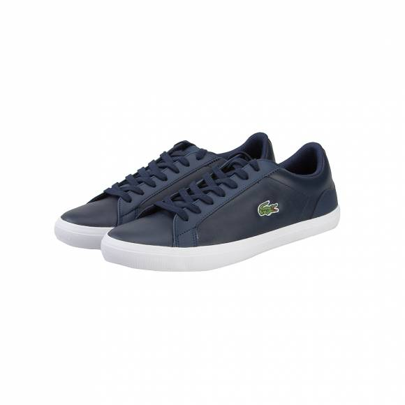 LACOSTE LEROND BL 1 CAM NVY LEATHER/SYN 7-33CAM1032003