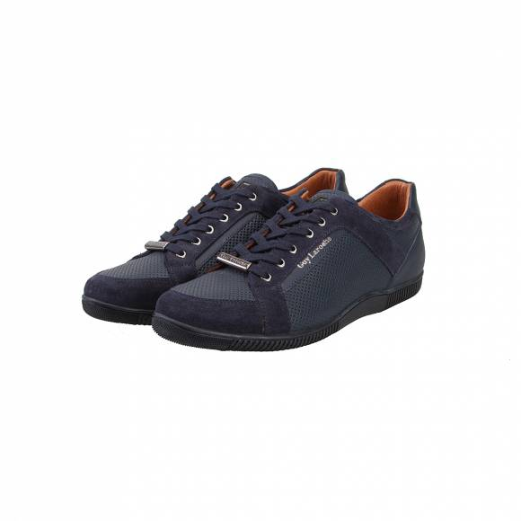GUY LAROCHE 7314 BLUE LEATHER