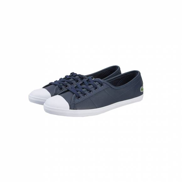 LACOSTE ZIANE BL 1 SPW NVY LEATHER 7-32SPW0140003