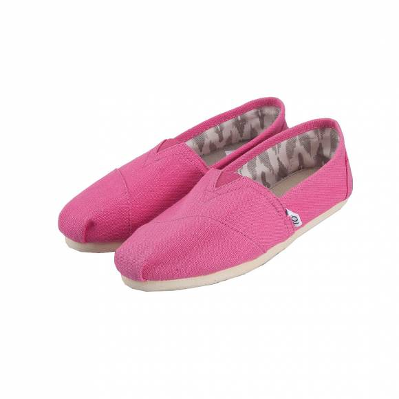 TOMS CLASSIC EARTHWISE PINK 00109B13 PINK