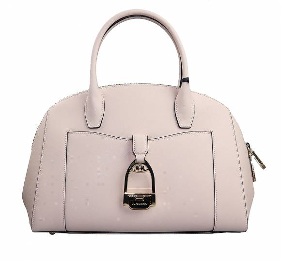 Γυναικεία Τσάντα La Martina Large Handbag NINA 41W430 04160 Whisper pink