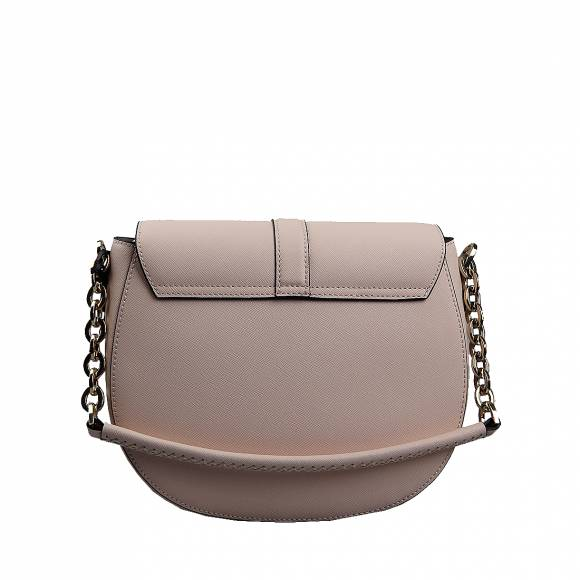 Γυναικεία Τσάντα La Martina Cross over bag With Flap Nevad 41W406 P0005 04160 Whisper pink