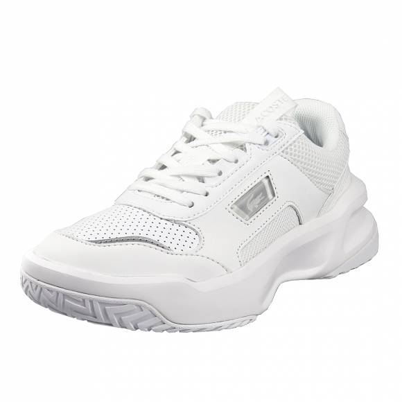 Γυναικεία Sneakers Lacoste Ace Lift 0320 2 Sfa 7 40SFA006321G Wht Wht Leather