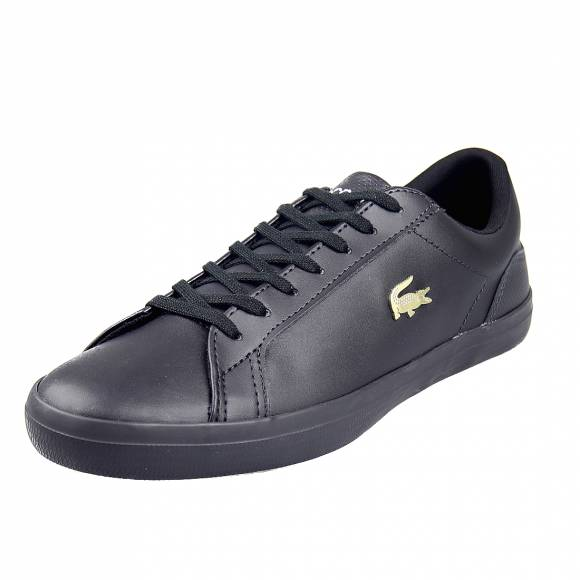 Ανδρικά Sneakers Lacoste Lerond 0120 2 Cma 7 40Cma005602h Blk Leather