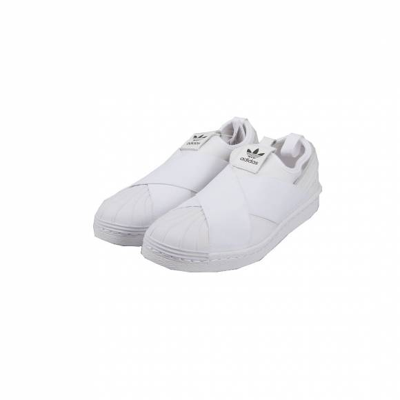 ADIDAS SUPERSTAR SLIP ON W S81338 WHITE