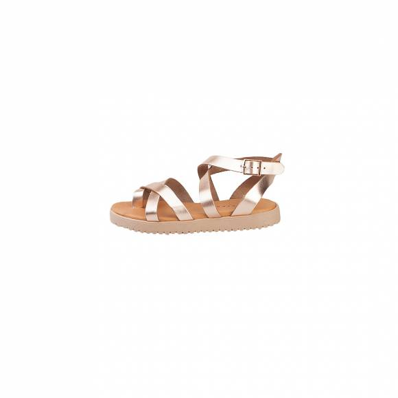 TOUTOUNIS 25183 ROSE GOLD LEATHER