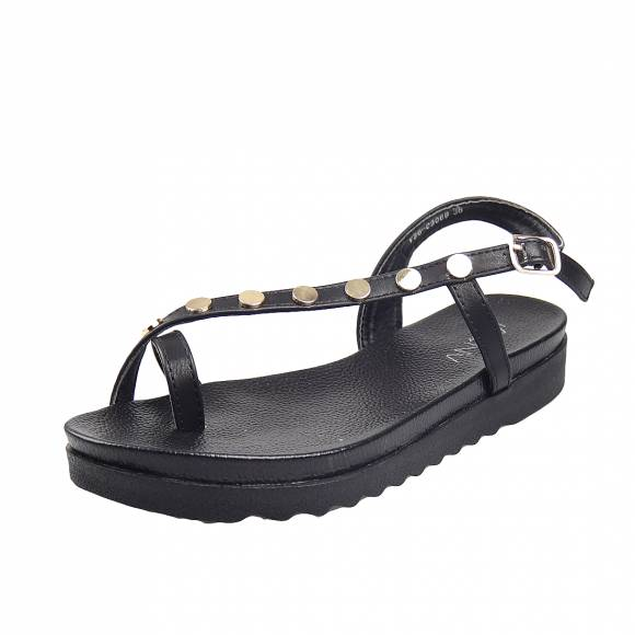 Γυναικεία Flatforms Miss Envie V96 09069 34 Black