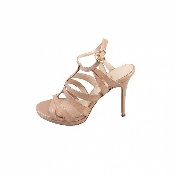 NELLY SHOES 099 51 F1 NUDE L