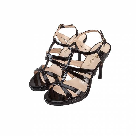 NELLY SHOES 099 51 F1 BLK L