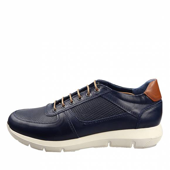 Ανδρικά Sneakers Nice Step 913 navy st