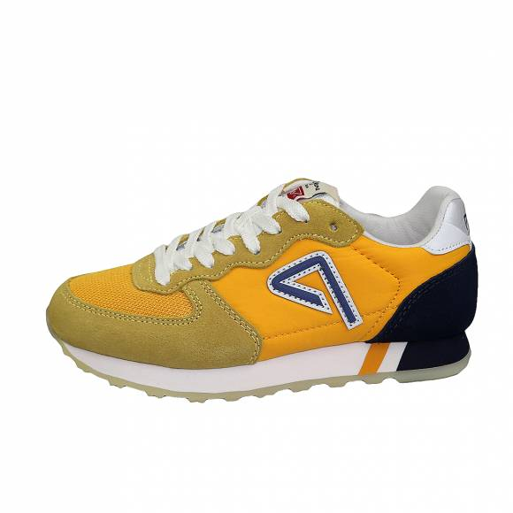 Παιδικά Sneakers Pepe Jeans PBS30424 097 Klein Archive Summ Chre Yellow