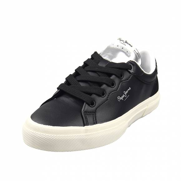 Γυναικεία Sneakers Pepe Jeans PLS31087 999 Kenton Classic Woman Black
